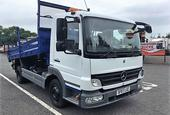 Mercedes-Benz Trucks - Atego - 2007