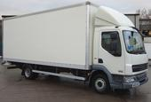 2010,10 reg Daf FA LF45.180 22 Foot 4ins Box c/w Taillift