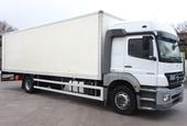 2009,09 reg Mercedes-Benz Axor 1824LS Sleeper 29 Foot 6ins Box c/w Taillift