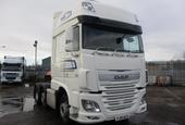 2015 (15) DAF FTGXF-460 Super Space Cab