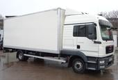 2014,14 reg MAN TGL 12.220 Sleeper 22 Foot Box c/w Taillift