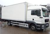 2013,63 reg MAN TGL 12.220 Sleeper 22 Foot Box c/w Taillift