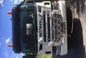 Scania 8x4 stainless steel vac tanker low kms