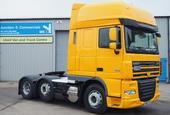 2012,62 reg Daf FTG XF105.460 SuperSpace 6x2 Tractor Unit