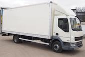 2012,12 reg Daf FA LF45.180 22 Foot 4ins Box c/w Taillift