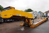 2006 Andover Triaxle Low Loader Trailer