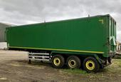 WEIGHTLIFTER BULK TIPPING TRAILER - MARCH 2013