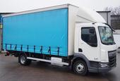 2015,65 reg DAF FA LF150 20 Foot Curtain c/w Taillift