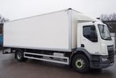 2014,64 reg DAF FA LF220 27 Foot Box c/w Taillift