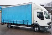 2013,63 reg DAF FA LF45.160 20 Foot Curtain c/w Taillift