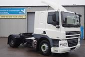 2014,64 reg DAF FT CF85.460 ATe Sleeper 4x2 Tractor Unit