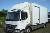 Mercedes Atego 816 refrigerated truck