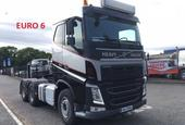2015 VOLVO FH4-500 EURO 6 LHD 6X4 DOUBLE DRIVE T/UNIT