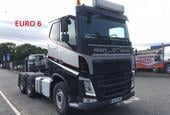 2015 VOLVO FH4-500 EURO 6 LHD 6X4 DOUBLE DRIVE T/UNIT WITH TIPPING GEAR