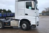 Mercedes-Benz Trucks - Arocs - 2014