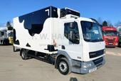 2069 DAF LF 45 160 FRIDGE
