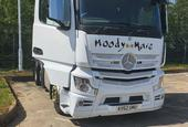 Mercedes-Benz Trucks - Actros - 2012