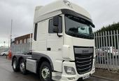 2017 (67) DAF XF 460 SUPERSPACE