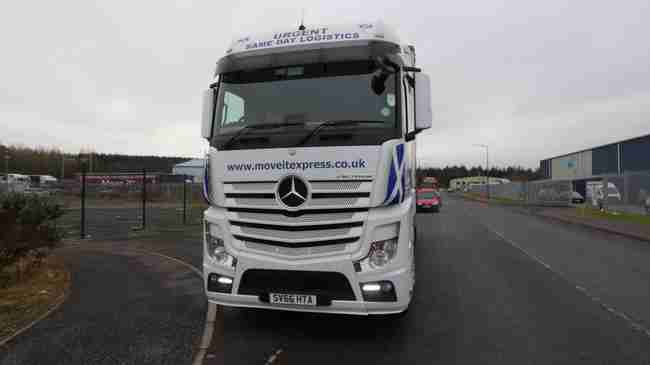 Huge Spec!!! Check this out - 2016 66 Mercedes Actros 2548 26 tonne curtainsider for sale