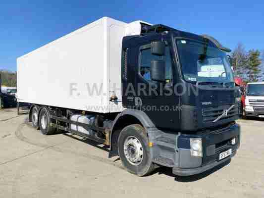 2083 VOLVO FE 280 FRIDGE