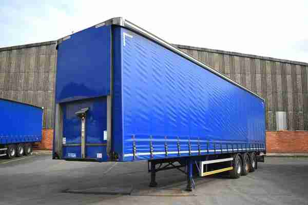 2015 Montracon Curtain Sider 4.6m - Ready To Work!
