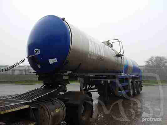 TCL TRI AXLE - FRONT LIFT & REAR STEER (SAF)