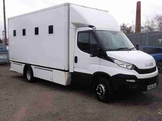 IVECO DAILY 70C17 2016
