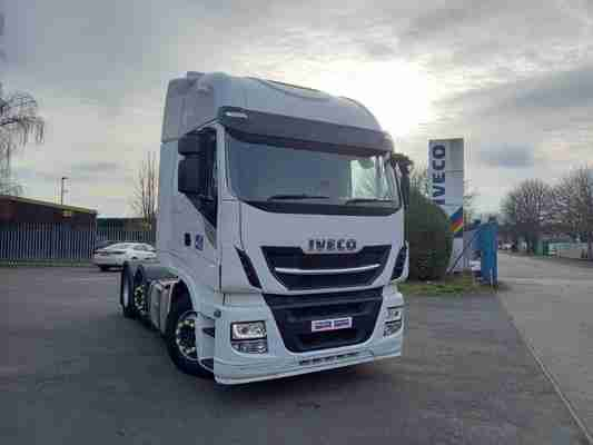 Iveco stralis 440 Ops Lease £269* pw