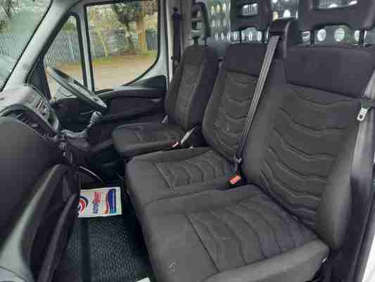 Iveco Daily Dropside 4.1m ingemex body