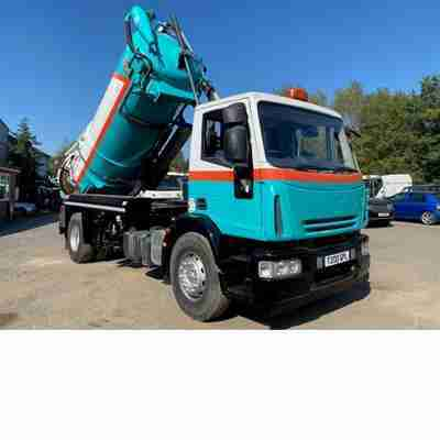 IVECO EUROCARGO WHALE TANKER 2008
