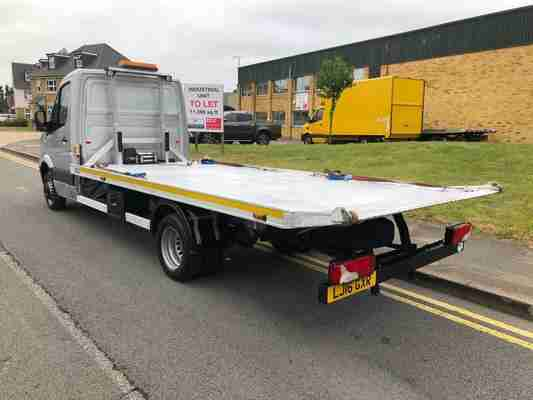 Volkswagen Crafter 2.0 BiTDI CR50 Chassis Cab 2dr (LWB)